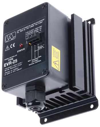 United Automation, EVR-25BF, AC Burst Fire Controller