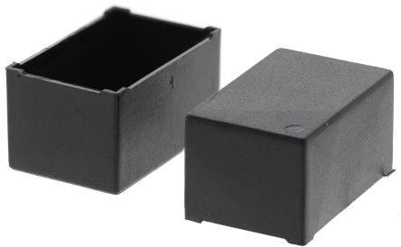 Black ABS Potting Box, 22 x 14 x 9mm product photo
