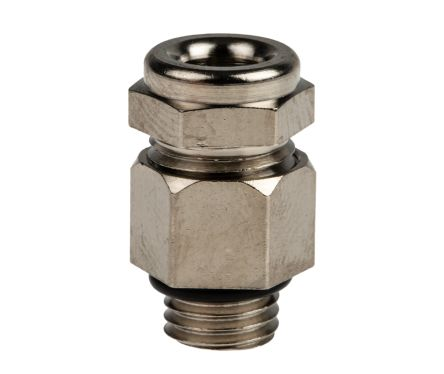 52001880 Lapp Lapp M8 X 1 Metallic Nickel Plated Brass
