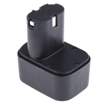 Klauke RAM2 1.3 Ah, 2 Ah 9.6V Power Tool Battery, For Use With Klauke Pressing Tools