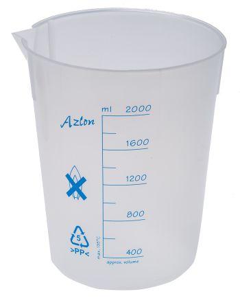 PP 2L Beaker product photo