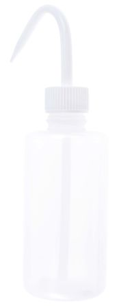 RS PRO LDPE Lab Bottles with Narrow Neck, 250mL product photo
