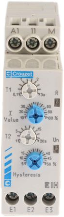 84871030 crouzet current monitoring relay with spdt contacts 1 rh uk rs online com Crouzet Solid State Relays Crouzet Multi-Function Timer DIN Sized