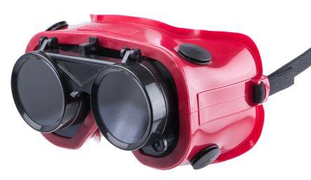Gafas de soldadura JSP AGL032100651, PVC, Tipo protección Indirecto, Revestimiento antiniebla