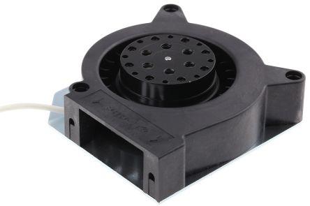 Centrifugal Blower 120.6 x 120.6 x 37mm, 40m³/h, 230 V ac (RL90 Series)