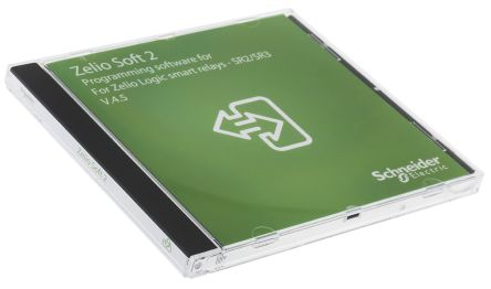 Schneider Electric PLC Programming Software 4 5 for use with Zelio Logic 2  for Windows 2000, Windows 98, Windows ME,