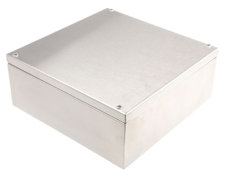 304 Stainless Steel Wall Box IP66, 121mm x 300 mm x 300 mm product photo