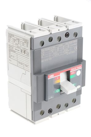 3 250 A MCCB Molded Case Circuit Breaker, DIN Rail Mount Tmax T3