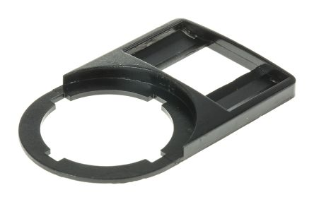 ABB Legend Plate for use with 22 mm Pilot Devices