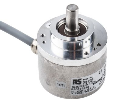 Absolute Encoder 10000rpm Solid 10 -> 30 V dc product photo