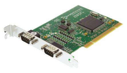 Universal PCI card,UC-313 2xRS422/485