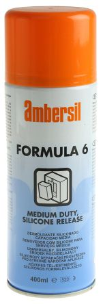 Formula 6 medium duty silicone lubricant