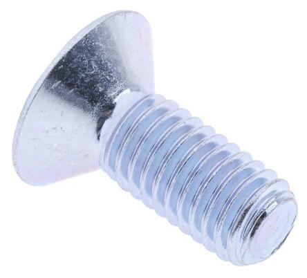 BRIGHT ZINC PLATED BZP Hex Head Full Nuts M4 M5 M6 M8 M10 M12