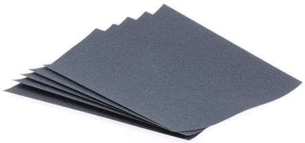 Norton 100 Fine Silicon Carbide Abrasive Sheet, 280 x 230mm