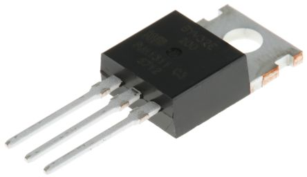 WeEn Semiconductors Co., Ltd 200V 20A, Dual Silicon Junction Diode, 3-Pin TO-220AB BYV32E-200