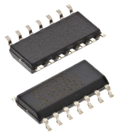 Nexperia HEF4541BT,512, Programmable Timer Circuit 36MHz, 14-Pin SOIC