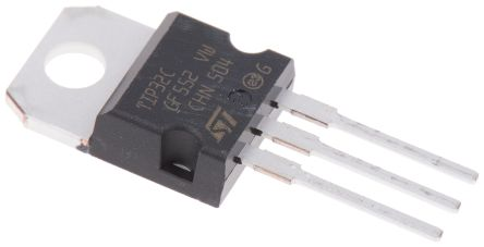STMicroelectronics TIP32C PNP Transistor, 3 A, 100 V, 3-Pin TO-220