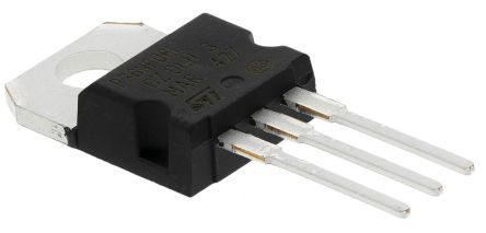 STP36NF06L N-Channel MOSFET, 30 A, 60 V STripFET, 3-Pin TO-220 STMicroelectronics