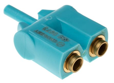 Pneumatic Logic Element Function Fitting 81 Series, 4mm Tube, 8 bar Max Operating Pressure product photo