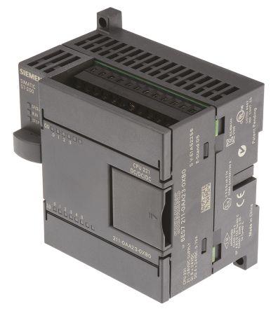 Siemens S7-200 PLC CPU Computer, SIMATIC PG/PC Interface, 4 kB Program  Capacity, 20 4 → 28 8 V dc
