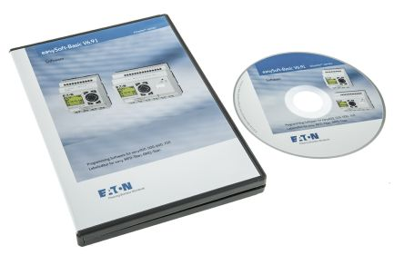 Eaton PLC Programming Software for use with Easy 400 Series, Easy 500  Series, Easy 600 Series, Easy 700 Series for