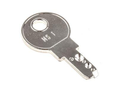 Key for RMQ titan lock mechanism switch