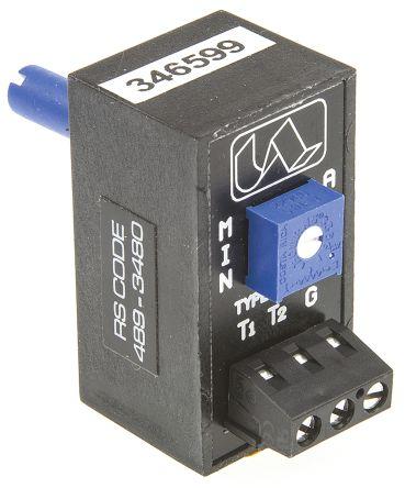United Automation, MAT, Thyristor Trigger Module, 110/230V ac, 42 x 23 x 53mm