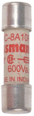 Bussmann  FWC-8A10F Fuse 8A FWC 600V 10×38mm