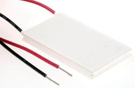 Adaptive 珀耳帖模块 ET-131-10-13-S-RS, 36.3W制冷能力, +74K最大温差, 3.9A, 16V, 40 x 23mm