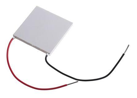 Adaptive 珀耳帖模块 ETH-127-14-11-S-RS, 82.2W制冷能力, +71K最大温差, 8.4A, 15.7V, 40 x 40mm