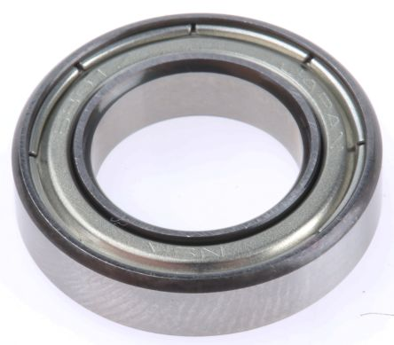6805ZZ Deep Groove Ball Bearings with Double Shield 6805-2Z 1080805 25 mm x 37 mm x 7 mm Carbon Steel Bearings Pack of 10