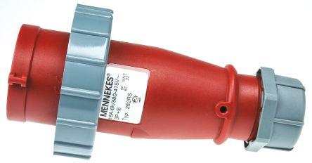 Prise Mennekes 380-415V~ 16A IP67 3P+T type 282
