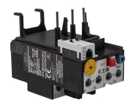 EMT6-DB | Eaton Overload Relay NO/NC, 3 A, 2 W, 24 → 240 V ac/dc on