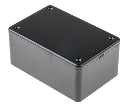 IP54 Caja de plástico ABS 39 mm caja de PCB 56 mm