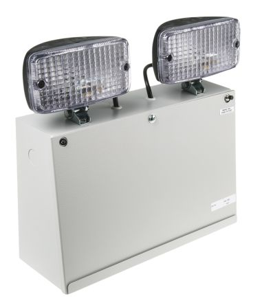 Ods21 Nm3 Rs Pro Halogen Emergency Lighting Twin Spot 2 X 21 W 494 7880 Welcome To Israel Online