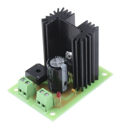 Embedded Linear Power Supply Open Frame, 13 → 20V ac Input, 12V dc Output,  1A