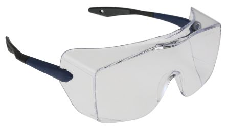 175118 3040 3m ox3000 coverspec safety glasses anti mist clear