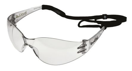 58d01be51ec2 BANCI | Bolle Bandido, Clear Safety Glasses, Anti-Mist Coating | RS ...