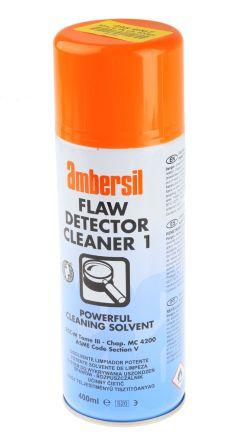 Ambersil Flaw and Leak Spray, Cleaner, 400ml, Aerosol