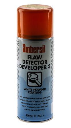 Ambersil Flaw and Leak Spray, Developer, 400ml, Aerosol