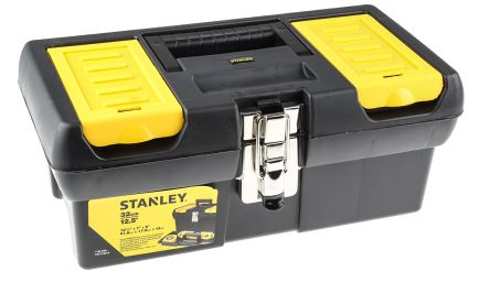 Stanley 2000 Series Plastic Tool Box dimensions 318 x 178 x 130mm
