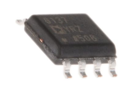 Analog Devices AD8137YRZ, Differential Amplifier Rail to Rail Output 8-Pin SOIC