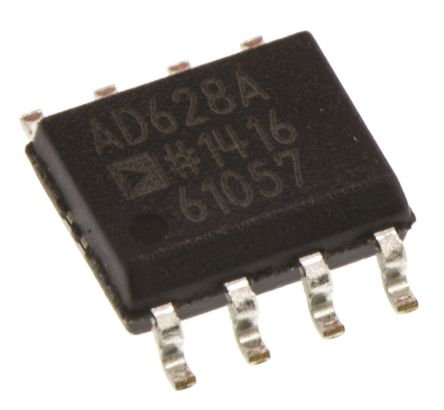 Analog Devices AD628ARZ, Differential Amplifier 2-channel 8-Pin SOIC
