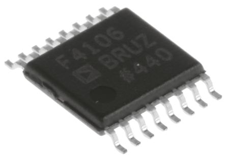 Analog Devices ADF4106BRUZ, Frequency Synthesizer, 16-Pin CP 20
