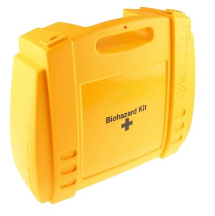 First aid body fluids spill kit product photo