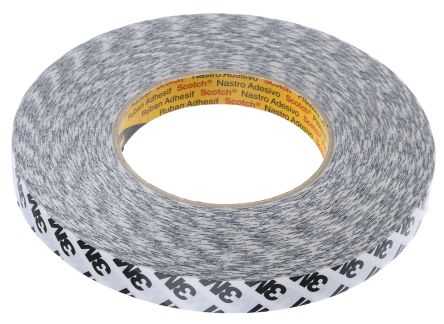 ™ 9086 Translucent Double Sided Paper Tape, 15mm x 50m, 0.19mm Thick product photo