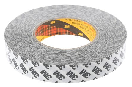 ™ 9086 Translucent Double Sided Paper Tape, 25mm x 50m, 0.19mm Thick product photo