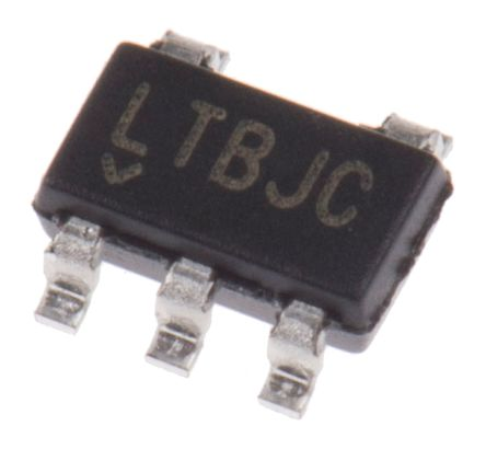 Analog Devices 17MHz to 170MHz Programmable Oscillator SOT-23 LTC6905CS5#TRMPBF