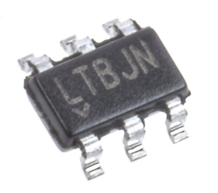 Analog Devices 10kHz to 1MHz Programmable Oscillator SOT-23 CMOS300ppm/√kh LTC6906CS6#TRMPBF