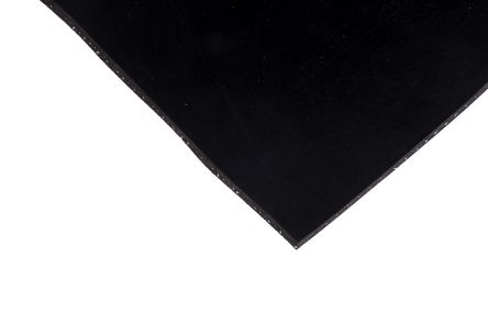 Black Natural Rubber Sheets, 1m x 600mm x 3mm
